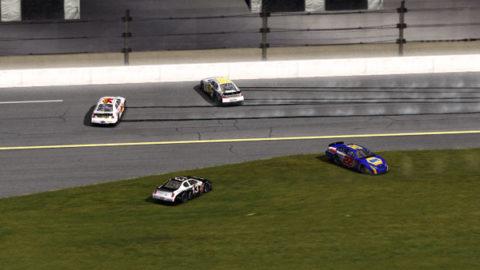 Mario Rocha took eighth place in the Daytona