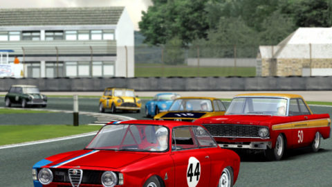 Mario Rocha won sixth place in the P&G @ Donington in Round 4 of the TNC @ R2P P&G Challenge Series