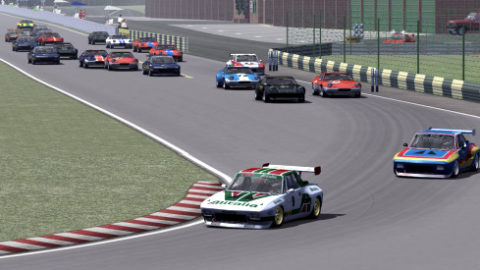 Mario Rocha took fifth place in the Gr5 class in the So76: Croft // Race2Play