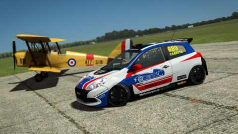 Atlantic Motorsport presents the ISI Renault Clio Cup 2015