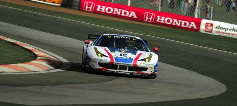 Paulo Braga won third place in the IMSA_GTD class in the Estoril '88 // Race2Play