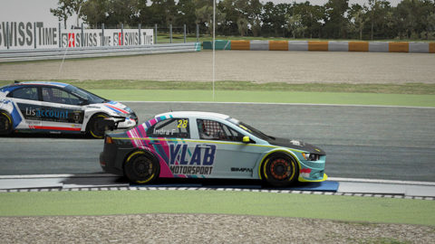 Harris Muhammad won eighth place in the opening round of the DG BTCC CUP series in Portugal – GP BTCC // Race2Play