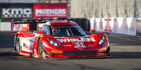 Mert Kayar started on the pole and led every lap on the way to a commanding victory in the IMSA_P class and clinch the series championship in Barbagallo Wannero Multiclass // Race2Play
