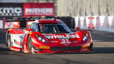 Mert Kayar led all drivers in the IMSA_P class most for 32 of 52 laps but ultimately settled for second place in Townsville Multiclass // Race2Play