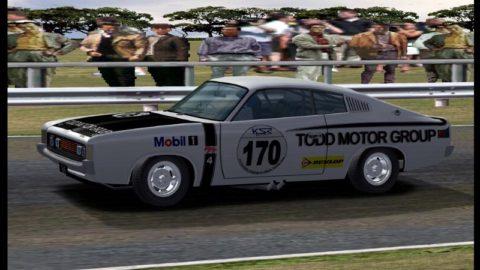 Joao Botelho De Sousa took fourth place in the Barbagallo Wannero Bathurst 72 // Race2Play
