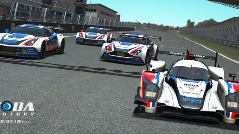 Virtual Endurance Championship – Great results for Atlantic Motorsport