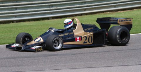 Paulo Braga took sixth place in Round 4 of the Formula 1 1978 series in Surfers Paradise // Race2Play