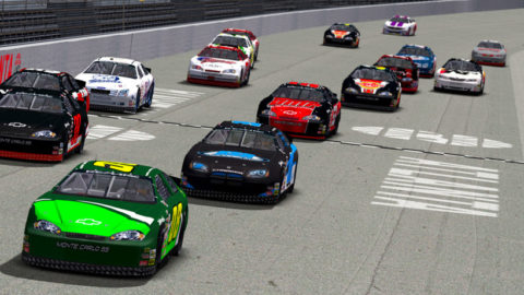 Mario Rocha won 14th place in the Atlanta Motor Speedway @ Race2Play.com