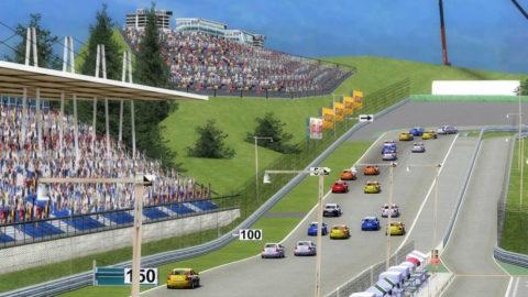 Mario Rocha won 17th place in the Tin Top Shots A1 Ring Skoda @ Race2Play.com