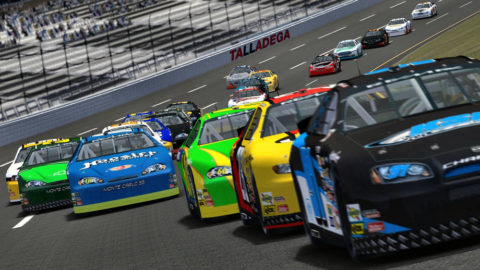 Mario Rocha took 15th place in the Race2Play 500 @ Race2Play.com