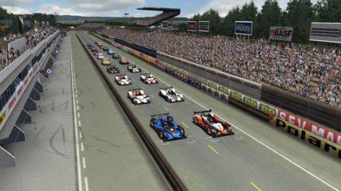 Mario Rocha took 10th place in the LMPC class in the Mtommi Tam Love´s track Le Mans '79 @ Race2Play.com