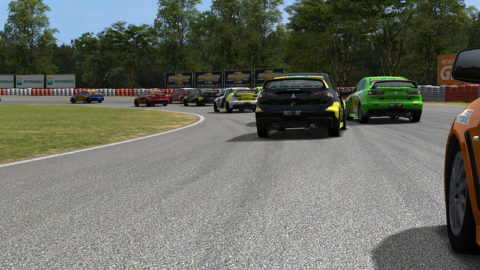 Csaba Lakó took second place in the Guapore Lancer @ Race2Play.com