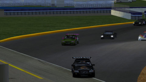 Mario Rocha won seventh place in the Fabcar class in the 1.5 Hours of Daytona @ Race2Play.com