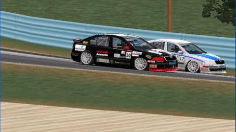 Mario Rocha took eighth place in the Watkins Glen Skoda @ Race2Play.com