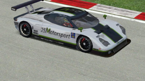 Mario Rocha won ninth place in the Fabcar class in the 1.5 Hours at Mosport @ Race2Play.com