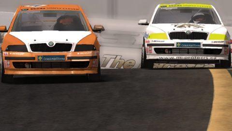 Mario Rocha captured 15th place in the Road Atlanta Skoda @ Race2Play.com