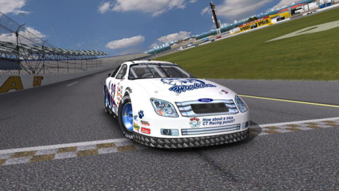 Mario Rocha captured seventh place in the Daytona 200 @ Race2Play.com
