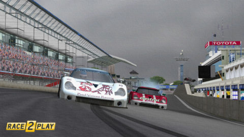 Mario Rocha won third place in the Fabcar class in the Interlagos Grand-Am @ Race2Play.com