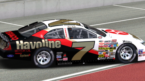 Mario Rocha won fifth place in the Daytona Challenge @ Race2Play.com