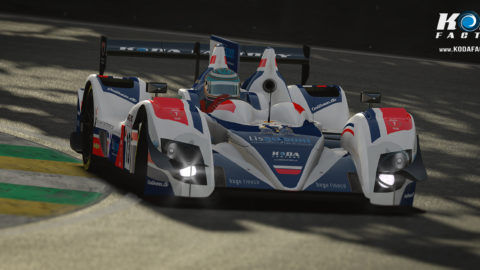 Atlantic Motorsport G´s Competizione Zytek Z11NS Nissan