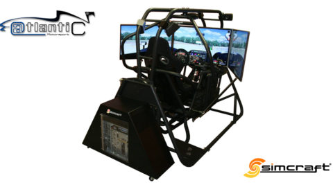 Atlantic Motorsport and Simcraft  Agreement