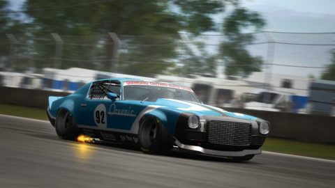 Mario Rocha captured fifth place in the Laguna Seca WTCX @ Race2Play.com