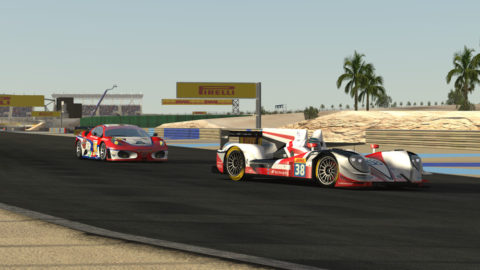 April Dillon took second place in the ES_P2 class in the G.E.A.R. Bahrain International GP Multiclass @ Race2Play.com
