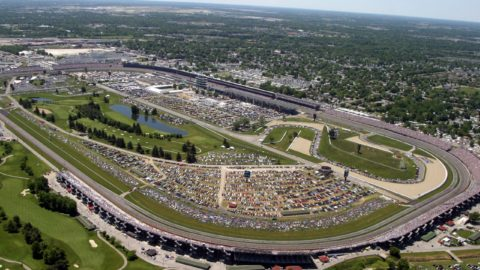 Mario Rocha made a final pass on the last lap for a 15th-place finish in the Indianapolis 500 @ Race2Play.com