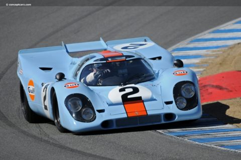 Everett Dumont captured eighth place in the Daytona International '70 S5000 @ Race2Play.com