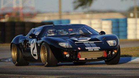 Csaba Lakó won fifth place in the Kyalami '79 GT40 @ Race2Play.com