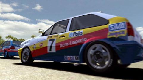 Mario Rocha took 18th place in the Braga Vasco Sameiro Polo93 @ Race2Play.com