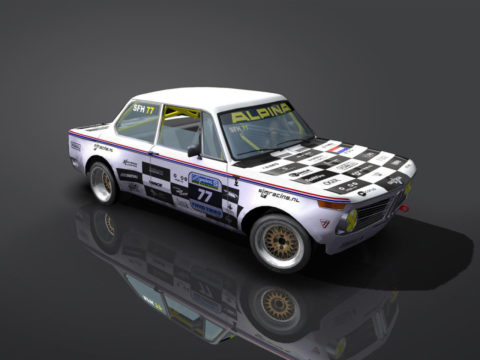 Tony Carl Christensen won second place in the BMW tii class in the Daytona Road Course @ Race2Play.com