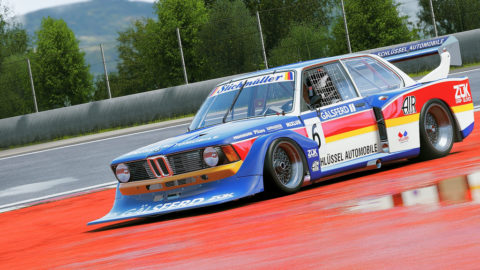 Alaoui Nassim captured 22nd place in the Manfeild – Long BMW E21 @ Race2Play.com