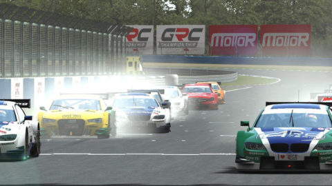 Mario Rocha captured 12th place in the Loch Drummond – Long DTM'13 @ Race2Play.com