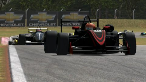 Great victory to Luis Felipe Capamadjian in the Curitiba F3 @ Race2Play.com