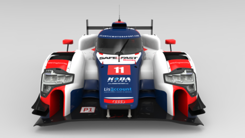 After starting in P2, Safe is Fast Audi R18 e-tron quattro LMP1 did not finished in the 8 hours of Silverstone – Virtual Endurance Championship – Season 9 – Race 3