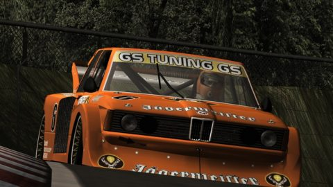Everett Dumont captured 17th place in the Manfeild – Long BMW E21 @ Race2Play.com