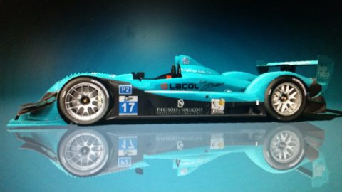 Mario Rocha races Acura ARX-01 in Circuit of the Americas @ Race2Play.com