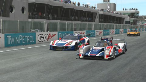6 hours of Sepang: Atlantic Motorsport wins and now on top in LMP2 Championship