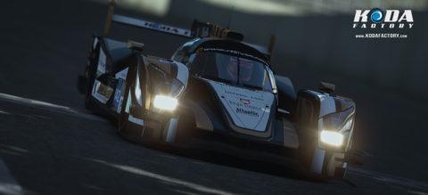 Atlantic Motorsport Oreca Nissan #42 finished P5 in the 6 hours of Fuji