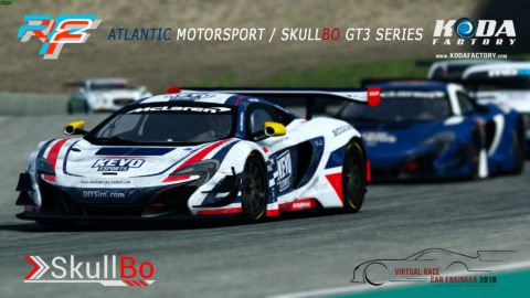 Atlantic Motorsport – SkullBo GT3 Series presentation race