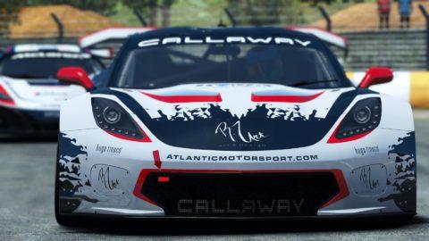 Championship victory for Marius Nicolae on the Virtual Race Car Engineer GT3 SkullBo Championship