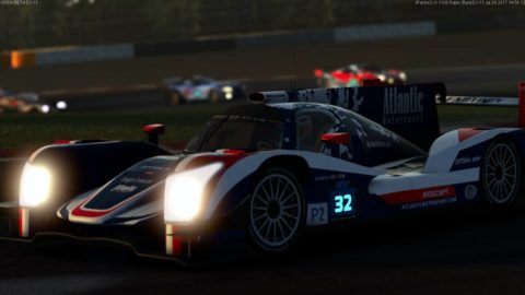 Atlantic Motorsport Oreca Nissan #32 finished P9 in the 6 hours of Fuji