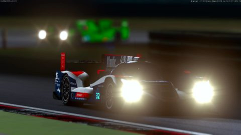Atlantic Motorsport Oreca Nissan #32 finished P12 in the 12 hours of Estanbul
