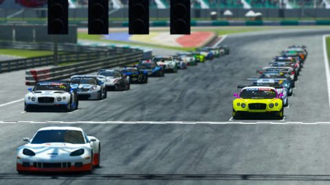 Yuri Kasdorp won the 2nd race of Season 2 of the Atlantic-SkullBo GT3 at Malaysia