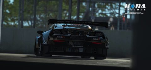 Alison Valassa took the 4th place GTE in Interlagos Multiclass // Race2Play