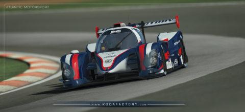Atlantic Motorsport presents the new Norma M30 LMP3 Endurance S397