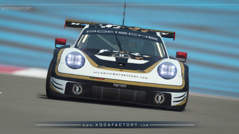 Atlantic Motorsport presents the new Porsche 911 RSR Endurance S397