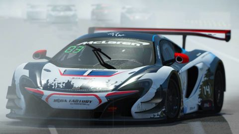 Martin Vindis won the 1th race of S4 of the Atlantic Motorsport GT3 Championship at Misano