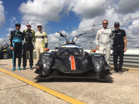 Atlantic Racing Team – ATL finished on TOP 10 on the Inaugural Michelin IMSA Sportscar Encore at Sebring